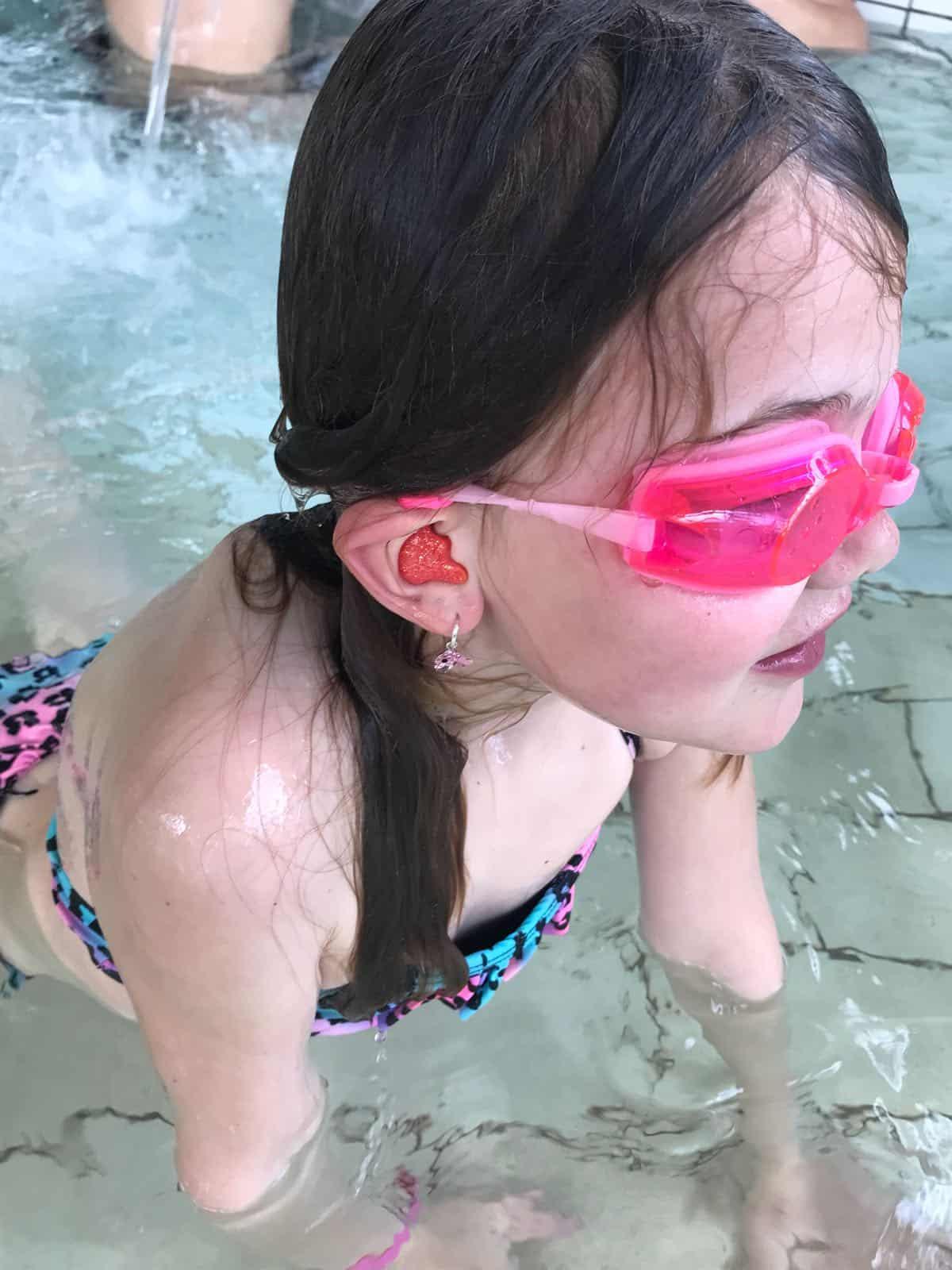 Zwemdop op maat