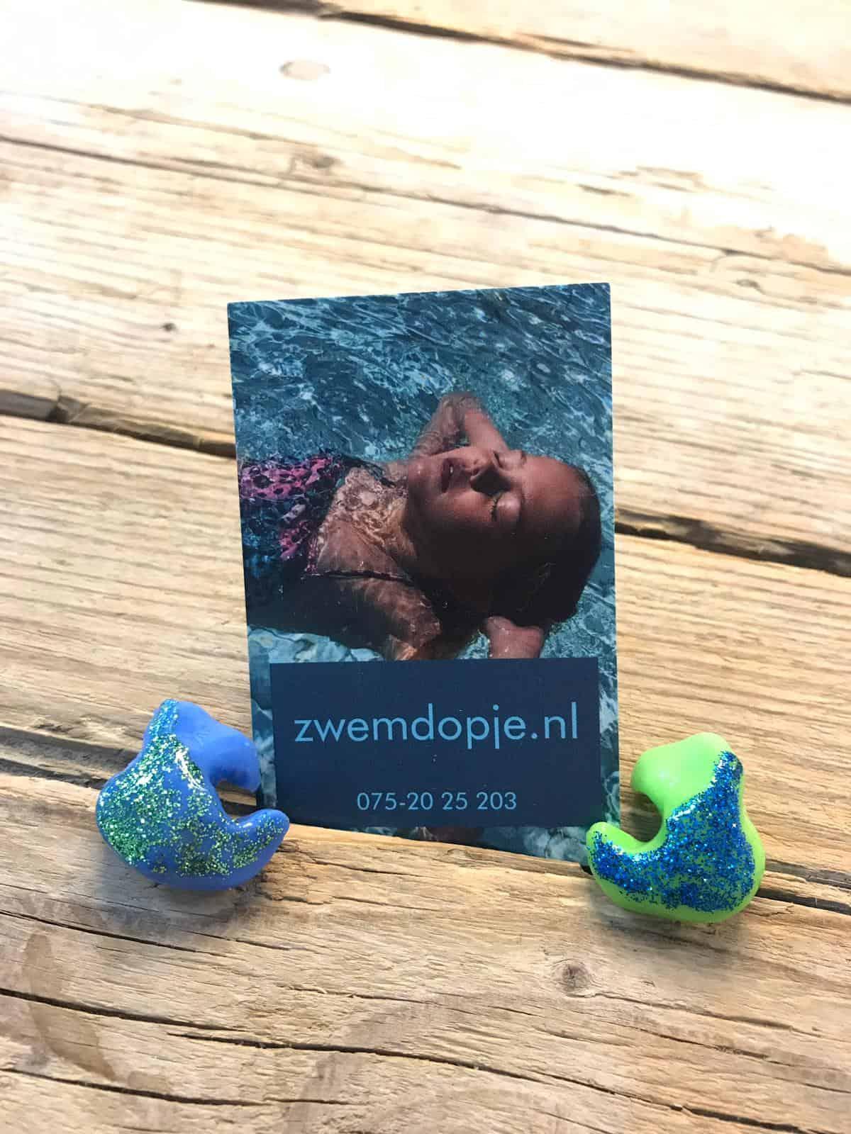 Oordopjes zwemmen van zwemdopje.nl