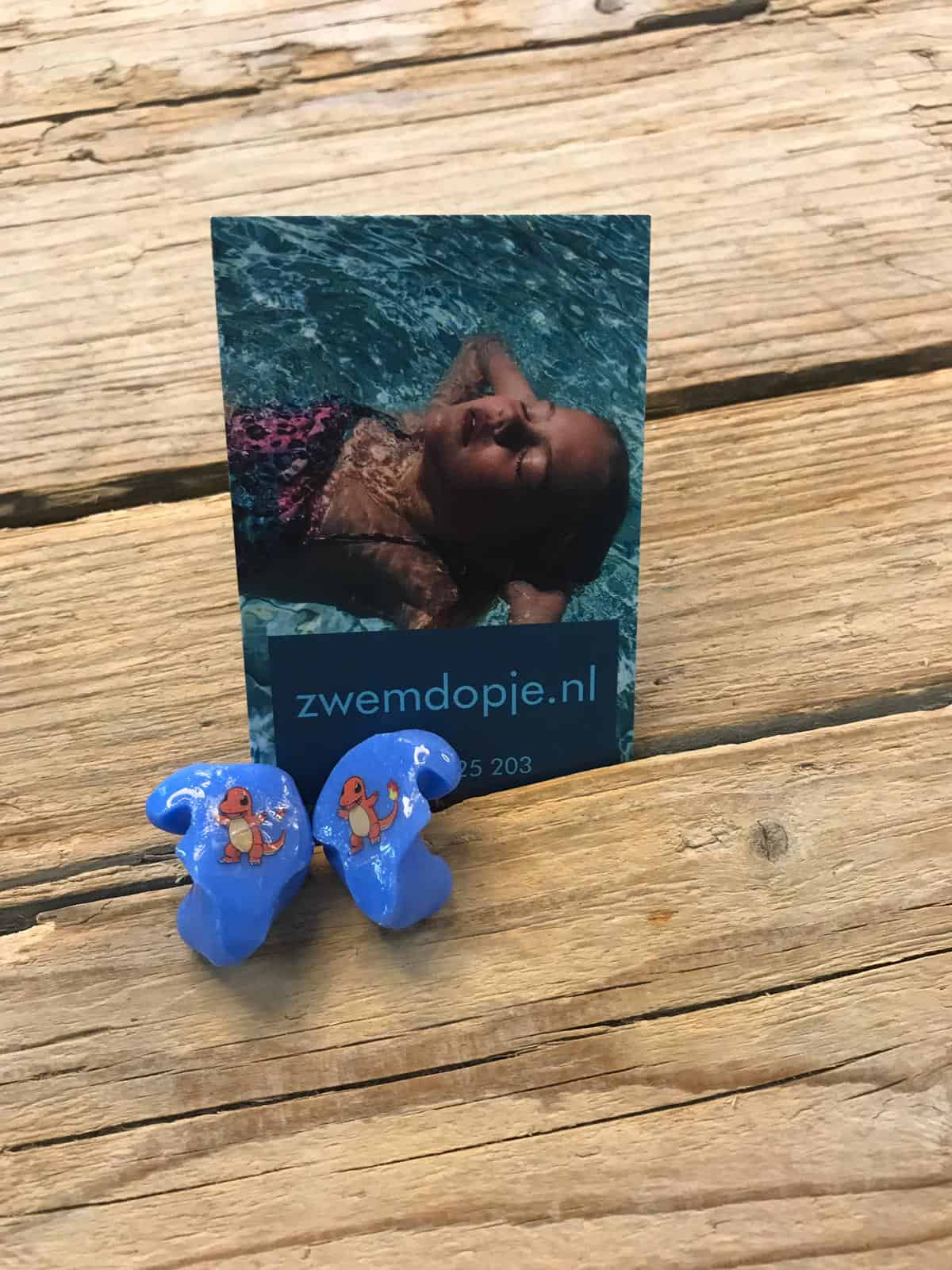 Oordopjes om te zwemmen van zwemdopje.nl